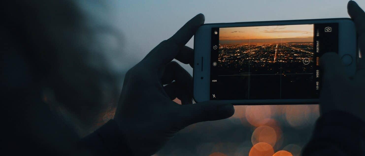 5 Tipps zum Fotografieren mit dem iPhone für Instagram