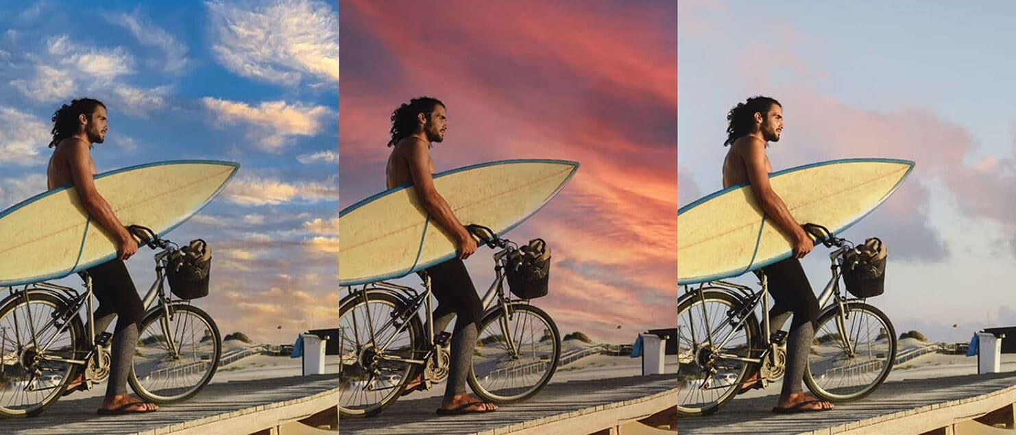 Adobe kündigt Sky Replacement-Feature für Photoshop an